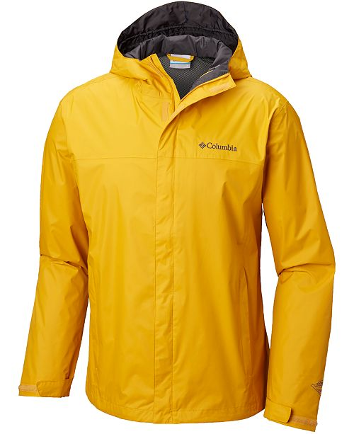 Columbia Men's Big and Tall Watertight II Packable Jacket