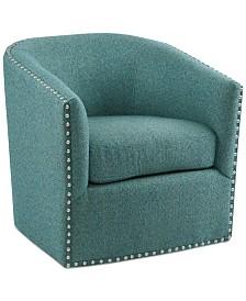 Tyler Swivel Chair, Quick Ship