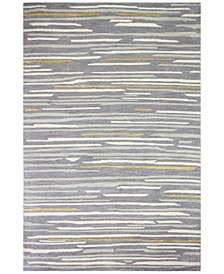 """Downtown HG363 5'6"""" x 8'6"""" Area Rug"""