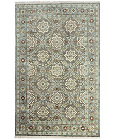 "Heirloom HR107 Taupe 5'9"" x 8'9"" Area Rug"