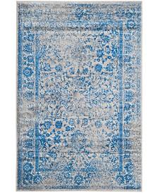 Safavieh Adirondack Gray and Blue 6' x 9' Area Rug