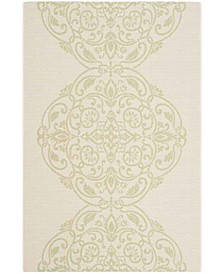 "Martha Stewart Beach Grass 2'7"" x 8'2"" Runner Area Rug"