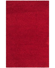 "Safavieh Laguna Red 5'3"" x 7'6"" Area Rug"