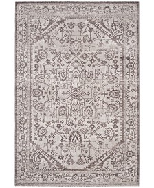 "Safavieh Artisan Beige and Brown 6'7"" x 9' Area Rug"