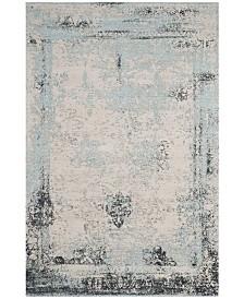 "Safavieh Classic Vintage Blue 6'7"" x 9'2"" Area Rug"