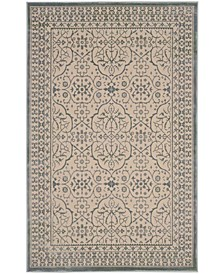Brilliance Cream and Sage 9' x 12' Area Rug