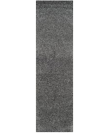 """Safavieh Laguna Dark Grey 2'3"""" x 6' Runner Area Rug"""