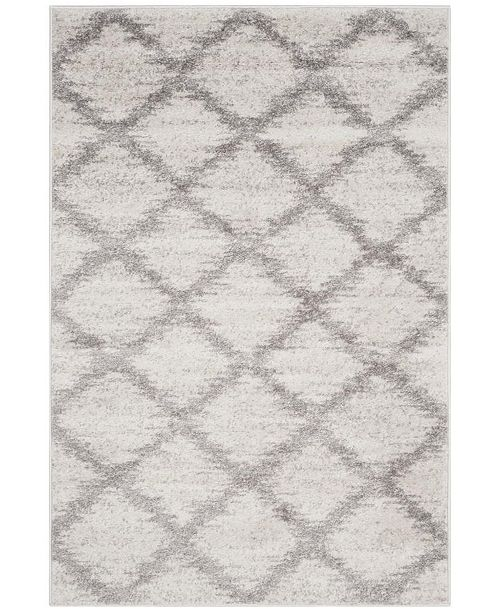 Safavieh Adirondack 122 Ivory and Silver Area Rug Collection