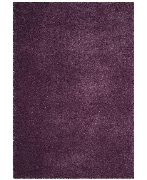 Safavieh Colorado Shag Purple 4' x 6' Area Rug