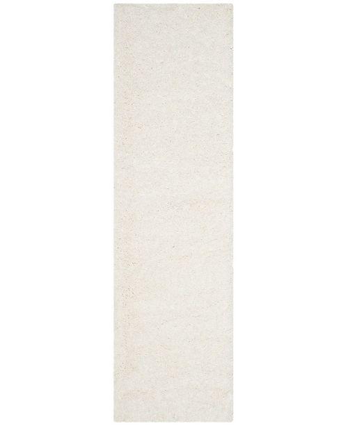 """Safavieh Polar White 2'3"""" x 6' Runner Area Rug"""