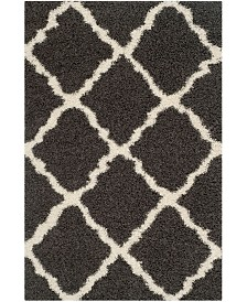 Safavieh Dallas Dark Gray and Ivory 10' x 14' Area Rug