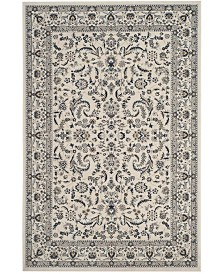 Safavieh Serenity Ivory and Blue 6' x 9' Area Rug