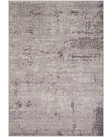 Safavieh Adirondack Light Gray and Purple 10' x 14' Area Rug