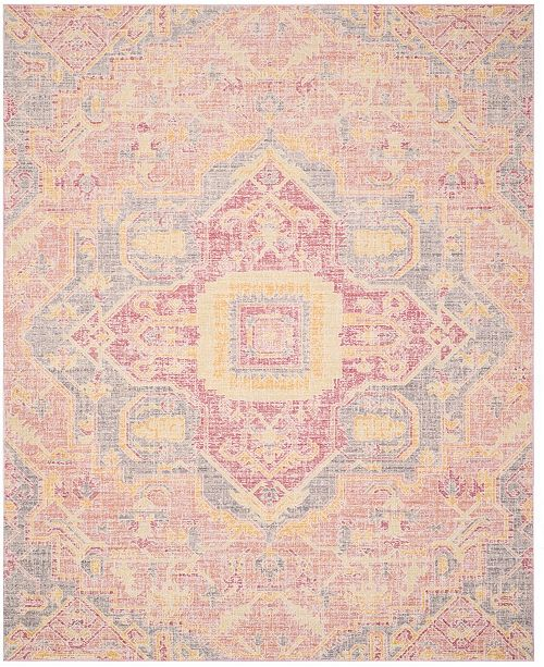 Safavieh Windsor Fuchsia and Blue 8' x 10' Area Rug