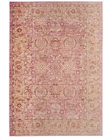 Safavieh Windsor Pink and Orange 5' x 7' Area Rug
