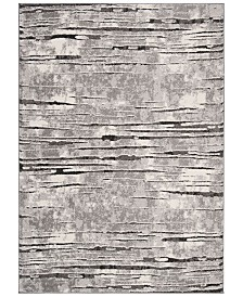 Safavieh Spirit Gray and Dark Gray 8' x 10' Area Rug