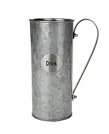 Mind Reader Stainless Steel Double Wall Pitcher