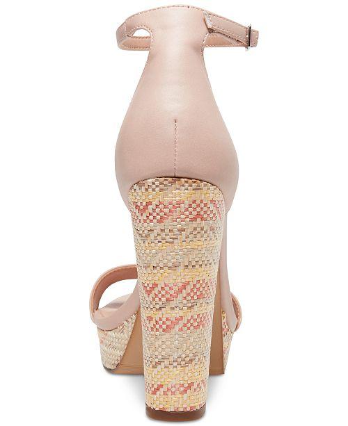 afcafab7ed03 Madden Girl Suzy Platform Sandals   Reviews - Sandals   Flip Flops ...