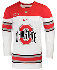 Nike Men's Ohio State Buckeyes Limited Hockey Jersey