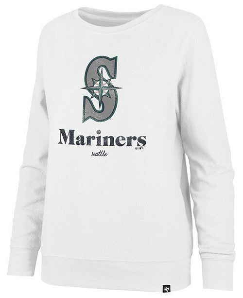 '47 Brand Women's Seattle Mariners Throwback Fleece