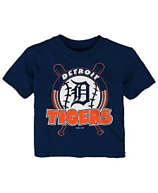 Outerstuff Detroit Tigers Fun Park T-Shirt, Toddler Boys (2T-4T)