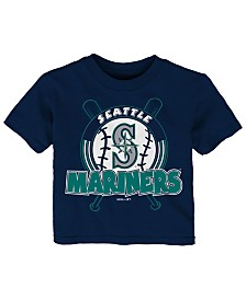 Outerstuff Seattle Mariners Fun Park T-Shirt, Toddler Boys (2T-4T)