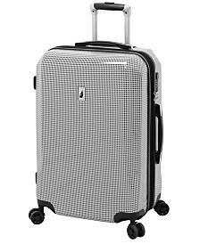 """London Fog Cambridge 24"""" Expandable Hardside Spinner Suitcase"""