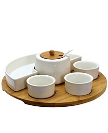 Signature 8 Piece Appetizer Serving Set
