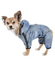 Dog Helios 'Torrential Shield' Waterproof Multi Adjustable Full Body Dog Jacket