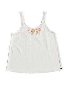 Roxy Girls Direction of Love Knit Tank Top