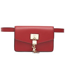 Elissa Leather Belt Bag, Created for Macy's