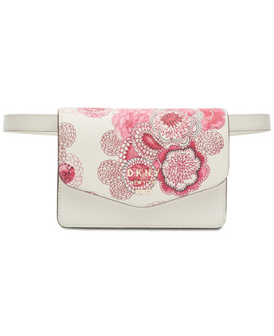 DKNY Whitney Floral Belt Bag, Created for Macy's