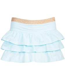Epic Threads Little Girls Striped Ruffle Skirt, Created for Macy's