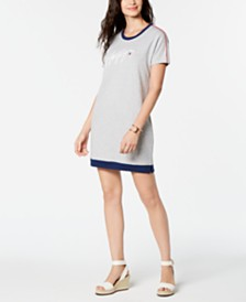 Tommy Hilfiger Sport Logo T-Shirt Dress