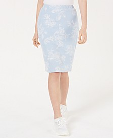 Juniors' Printed Skirt, Created for Macy's
