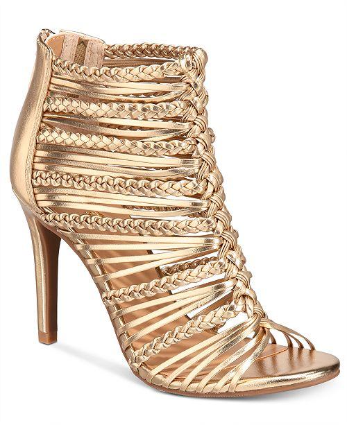 Thalia Sodi Rubby Dress Sandals, Created for Macy's