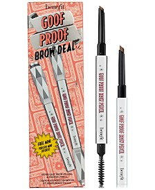 Benefit Cosmetics 2-Pc. Goof Proof Brow Deal Pencil Set