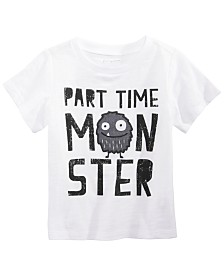 First Impressions Baby Boys Monster Graphic T-Shirt, Created for Macy's