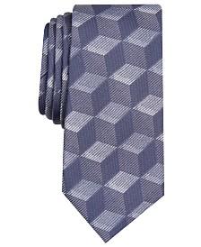Alfani Men's Geometric Tie, Created for Macy's