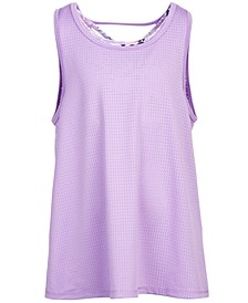 Big Girls Plus-Size Layered-Look Tank Top, Created for Macy's
