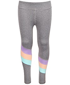 Ideology Toddler Girls Colorblocked Leggings, Created for Macy's