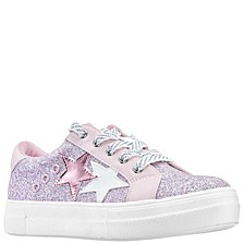 Lizzet Toddler, Little Kid and Big Kid Girls Fashion Sneaker