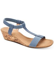 6c48b8efc9d2 Alfani Women s Step  N Flex Voyage Wedge Sandals