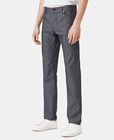 BOSS Men's Regular/Classic Fit Denim Twill Jeans
