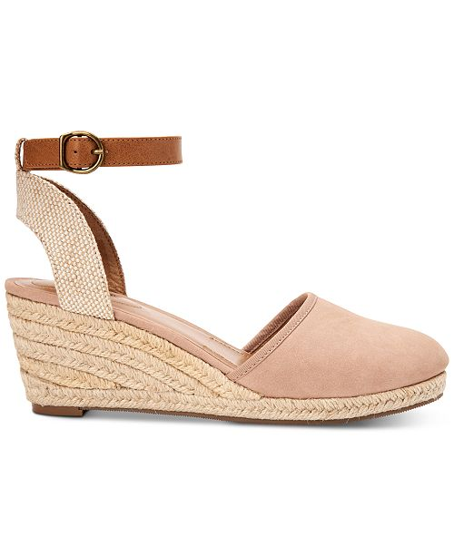 87bea302a6c Mailena Wedge Espadrille Sandals, Created for Macy's
