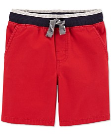 Carter's Toddler Boys Cotton Shorts