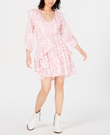 Free People Rebecca Mini Dress