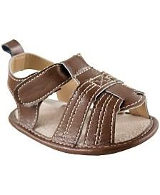 Luvable Friends Casual Sandals, 0-18 Months