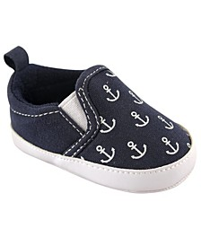 Baby Boys and Girls Slip On Crib Shoes