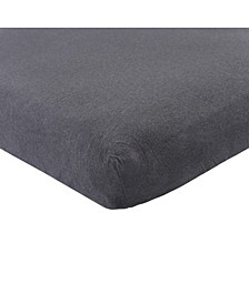 Hudson Baby Fitted Crib Sheet, One Size